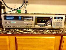 Jvc Dd-9 Cassette Tape Deck Recorder, Rare!