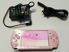 PSP-3000 console pink international PlayStation Portable system