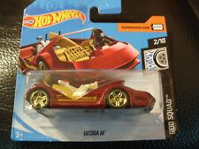 HOT WHEELS Nuovo Modello 2019-deora III CAR BIKE 2/10 Rod Squad 175/250
