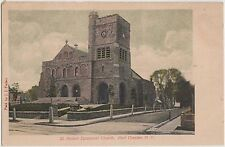 New York NY Postcard c1910 PORT CHESTER St Peters Episcopal Church
