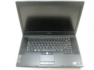 "Dell Precision M4500 15.6"" Laptop 2.40 Ghz i5-M 520 4GB RAM (Grade B)"