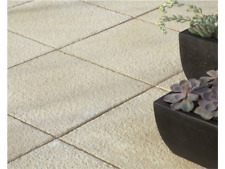 Bradstone 600x600 Peak Riven Slabs in Light Grey Pack 20 Collected Discounted