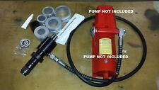 """EXHAUST PIPE EXPANDER/STRETCHER HYDRAULIC KIT 1-5/8"""" to 4-1/4"""" for your AIR PUMP"""