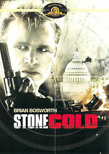 STONE COLD (DVD, 2007) - NEW RARE DVD