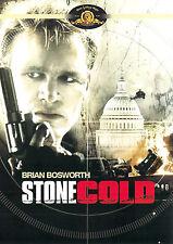 STONE COLD (DVD, 2007) - NEW RARE DVD