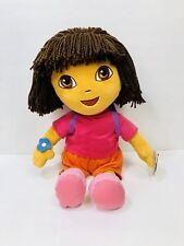 Dora The Explorer Stuffed Bean Bag Plush Doll TY Beanie Buddies