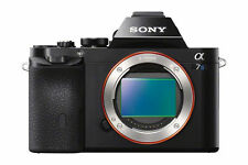 Sony Alpha Black Digital Cameras