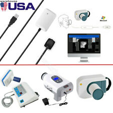 Dental Imaging System Rvg X Ray Sensor Size 1portable X Ray Machine Equipment