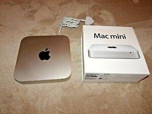 Apple Mac Mini A1347 Core i5 2.5 (Late 2012) - Excellent Condition
