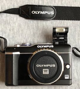 Olympus PEN E-PL1 12.3MP Body Only. Excellent condition.