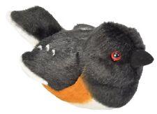 New Wild Republic Audubon Eastern Towhee Plush Bird with Sound