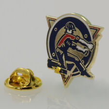 "NHL Edmonton Oilers ""Emblem Oilman"" pin, badge, lapel, hockey"