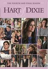 Hart of Dixie: The Fourth Season 4 (DVD, 2015, 3-Disc Set) Brand New & Sealed!!