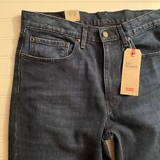 Levis 550 Relaxed Fit Jeans Mens 34x38 Tall Stretch Tapered Leg NWT MSRP $69.50