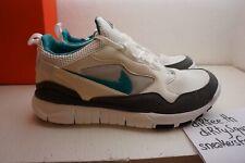 2007 Nike ACG Wildwood 90 Free Run Trail Basic Sample SZ 9 White Teal 318018-131
