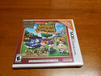 Animal Crossing: New Leaf (Nintendo 3DS, 2013) BRAND NEW SEALED 3DS 2DS