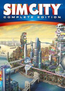 Simcity Complete Edition | Origin Key | PC | Digital | Worldwide |