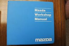 1994 Mazda 929 Service Repair Shop Manual Set Oem. 390075295218
