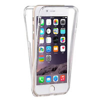 Coque Etui Silicone Gel ultra mince 360° Avant et Arrière Apple iPhone 6/ 6s