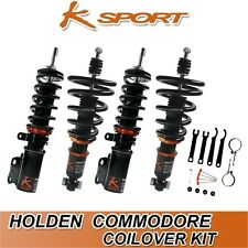 Holden VF Commodore Ksport Coilovers Fully Adjustable Coilover Suspension Kit