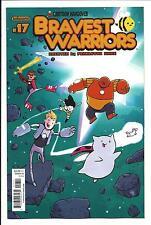 BRAVEST WARRIORS # 17 (KABOOM! STUDIOS, COVER B, FEB 2014), NM/MT NEW