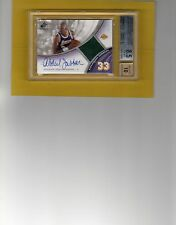 2005-06 SP GAME USED EDITION SIGNIFICANT NUMBERS AUTO KAREEM ABDUL-JABBAR  28/33