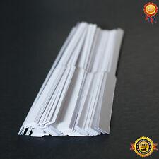 500 Perfume Testing Strips Paddle Cut Shape Paper Fragrance Aromatherapy Sample