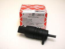 Mercedes Benz Windshield Washer Pump FEBI 2218690121
