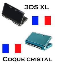 COQUE DE PROTECTION CRISTAL TRANSPARENTE POUR NINTENDO 3DS XL PROMO- VENDEUR PRO