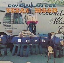 David Allan Coe: Texas Moon. CD Outlaw Country