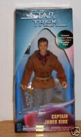 "Star Trek 9"" Kirk City on the Edge of Forever KB Toys Exclusive Playmates New"