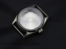 Explorer style watch case for ETA 2824 ETA 2836 Seagull ST2130 sapphire crystal