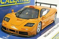 Scalextric C4102 McLaren F1 GTR Papaya Orange 1/32 Slot Car *DPR*