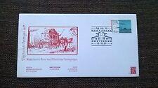 Dag van de postzegel 1987 blanco en open klep