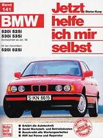 BMW 5er E34 Reparaturanleitung Jetzt helfe ich mir selbst, Reparatur-Handbuch