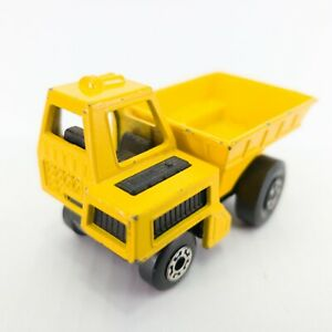 MATCHBOX - LESNEY - SUPERFAST - 1976 - No. 26 - SITE DUMPER - MADE IN ENGLAND