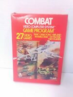 Atari 2600 CX 2601 Combat Game & Box Tested Fast Shipping