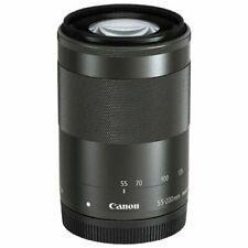 Canon EF-M 55-200mm IS STM Obiettivo - Nero