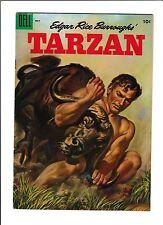 "TARZAN #68  [1955 VG-FN]  ""THE QUEEN OF CAT MOUNTAIN"""