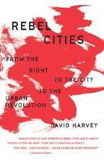 Rebel Cities by David Harvey (author)