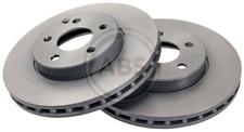 ABS 17400 Discos de freno 2114210712