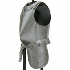 Medieval Knight Warrior Italy Cuirass Larp Breastplate w Tassets & Gorget
