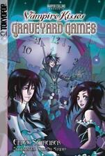 Vampire Kisses: Graveyard Games von Schreiber, Ellen