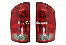 FOREST RIVER BERKSHIRE 2014 2015 PAIR UPPER TAILLIGHTS TAIL LIGHTS REAR LAMPS RV