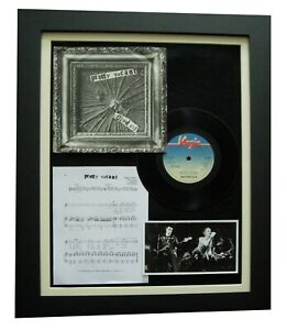 "SEX PISTOLS Pretty Vacant 7"" VINYL TOP QUALITY FRAMED DISPLAY+FAST GLOBAL SHIP"