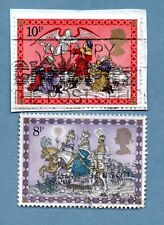 GB/UK stamps 1979 Christmas SG1104/05. Nativity Scenes. 2 stamps