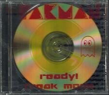 PAK MAN - ready! freak mode (CD 1999) 4th Dimension/Detroit