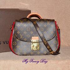 Gorgeous Authentic Louis Vuitton Aurore Eden MM Bag w/Shoulder Strap & Box