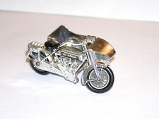 Vintage Lesney Matchbox Sunbeam Motorcycle MOY #9 **BLUE LIGHT SPECIAL**