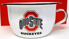 Ohio State Buckeyes Logo Osu Bowl With Handle Unique Collectible